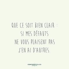 Quotes and inspiration about Life QUOTATION - Image : As the quote says - Description Mot direct - Confidentielles Words Quotes, Me Quotes, Motivational Quotes, Funny Quotes, Inspirational Quotes, Sayings, The Words, Cool Words, Quote Citation