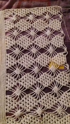 Crochet Star Stitch, Crochet Granny, Filet Crochet, Crochet Motif, Crochet Stitches, Crochet Patterns, Diy And Crafts, Projects To Try, Blanket