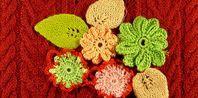How to Make Flowers on a Knitting Loom | eHow.com