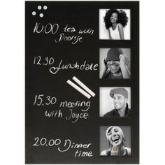 Ik vond dit op Beslist.nl: Memo & Krijtbord Quattro Pictures