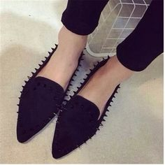 New Women Casual Pointed Toe Loafers Flats Ballet Ballerina Leopard Rivet Flat Shoes Color Size 37 38 39 Free Shipping Hot Sale US $14.00 - http://partytoys.space/new-women-casual-pointed-toe-loafers-flats-ballet-ballerina-leopard-rivet-flat-shoes-color-size-37-38-39-free-shipping-hot-sale-us-14-00/