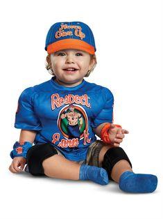 WWE John Cena Infant Muscle Costume. Disfraces De BebéDisfraces De  Halloween Para NiñoNiños ... 833c035a569
