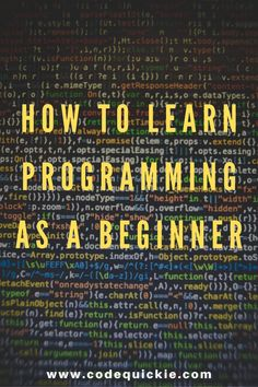 If you want to learn programming, but don't know where to start, which programming language should you choose and where to learn it, you are on the right place. Teaching Technology, Teaching Science, Data Science, Computer Science, Learn Programming, Programming Languages, Internet Safety, Education Architecture, Learn To Code