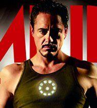 Heart - Iron man