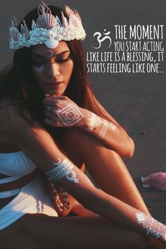 ... life is a blessing