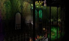 Encore des secrets - Les secrets et légende du phantom manor