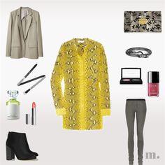 Re-Style Katy Perry 'Chloe' Shirt @Motilo Fashion ...