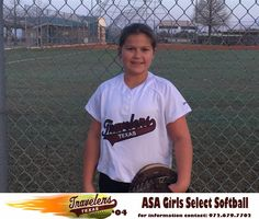 """Jessa or """"Little J"""" as she is known to her Texas Travelers Teammates is a catcher, 2nd Baseman, 3rd Baseman, and Outfielder. She is in the 5th grade at Ridglea Hills Elementary. Her number is 00 and she started playing softball at the age of 3 while playing select softball for 4 years. Jessa's favorite softball player is former Alabama pitcher and Team USA pitcher, Jaclyn Traina. In addition to softball, """"Little J"""" loves to swim, play basketball and baking."""