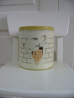 Chef canister