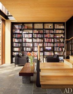 How To Design And Organize A Custom Home Library