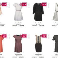 Chollo: Vestidos de Vero Moda hasta 25% de descuento