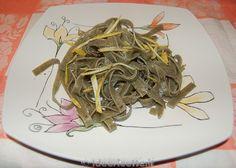 Ricetta Pasta all'ortica con burro e salvia al profumo di limone