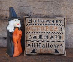The Humble Stitcher: Autumn Stitching