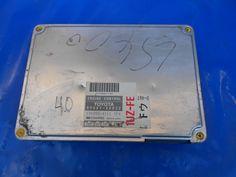 1991 LEXUS LS400 ENGINE CONTROL UNIT/COMPUTER ECU/ECM  89661-50032