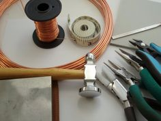 Abby Hook's Tips for Working with Heavy Gauge Wire - , , , heavy gauge tools