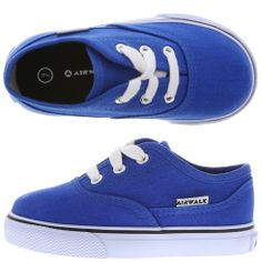 Too cute they look just like the vans and they're half the price!