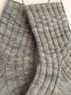 Knitting Patterns Socks Ravelry: Bill Huggins pattern by Claire Ellen Baby Knitting Patterns, Free Knitting, Knitting Socks, Crochet Patterns, Crochet Deer, Crochet Socks, Free Crochet, Knit Socks, Debbie Macomber
