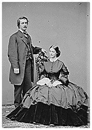 Kate Chase & William Sprague. The marriage ended in divorce in 1882. Before the divorce, Kate was accused of having an affair with the flamboyant and powerful New York Senator Roscoe Conkling. According to a well-known story, buttressed by contemporaneous press reports, Sprague confronted the philandering couple at Sprague's Rhode Island summer home and pursued Conkling with a shotgun and threatened to throw Kate out of a second story window.