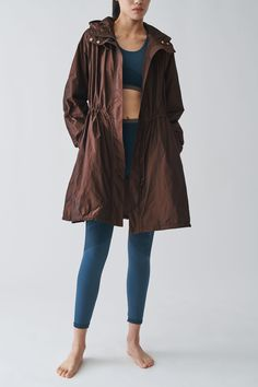 Recycled polyester performance parka Active Wear For Women, Women Wear, Coats For Women, Jackets For Women, Racerback Swimsuit, Seamless Leggings, Women Swimsuits, How To Wear, Clothes