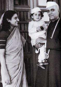 Pandit Neharu,Indira Gandhi,Rajiv Gandhi