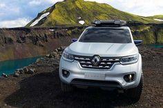 2016 Renault Alaskan Release date
