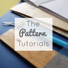 the pattern tutorials  - featured image