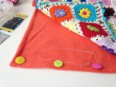 maRRose - CCC: Rose Baby Blanket