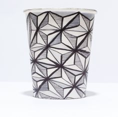 Paper cup drawings