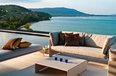 Nice deck furniture
