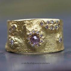 Anneau Diamants Roses                                                                                                                                                                                 More