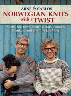 Knitting Scandinavian Style Arne and Carlos book for socks sweaters mittens hats pillows blankets and more published by Search Press Knitting Books, Crochet Books, Knitting Projects, Knitting Patterns, Knit Crochet, Knitting Stitches, Arne And Carlos, Sweater Mittens, Aran Sweaters