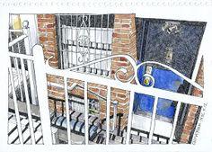 JR Sketches: New York, dos dibujos postergados