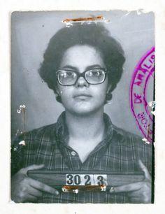 """"""" Sim , a mulher pode ser presidente. """" -Dilma Rousseff , o novo presidente brasileiro e ex-guerrilheiro marxista"""