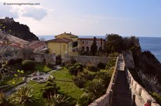 Villa dei Mulini, eine der beiden Napoleon-Villen auf Elba
