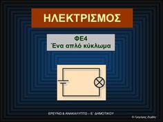 ΗΛΕΚΤΡΙΣΜΟΣ ΦΕ4 ΕΝΑ ΑΠΛΟ ΚΥΚΛΩΜΑ