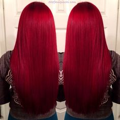 Ariel hair♥ Im loveing this color had it like this before thinking of doing it again :)