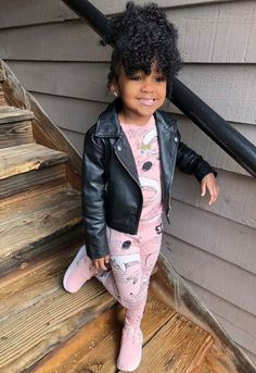 Kid Swag, Baby Swag, Cute Kids Fashion, Baby Girl Fashion, Ladies Fashion, Outfits Niños, Girly Outfits, Beautiful Black Babies, Beautiful Children