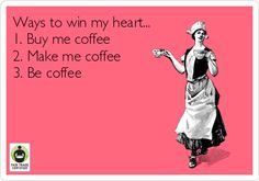 Is this you? Happy Friday #FairTrade-rs! #coffee #TGIF