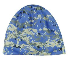 Digital Camo Beanie by OC Sports MWB-100. Digital Camo 75a133e7f8d6