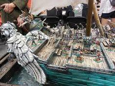Resultado de imagen para rum and bones game Sci Fi Miniatures, Game Terrain, Medieval Fantasy, Rum, Table Decorations, Games, Play Video Games, Letters, Miniatures