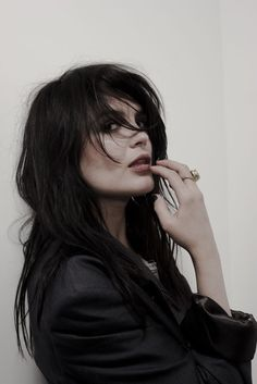 Alison Mosshart from The Kills.