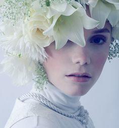 Beaute Blanche by Lukasz Wolejko-Wolejszo