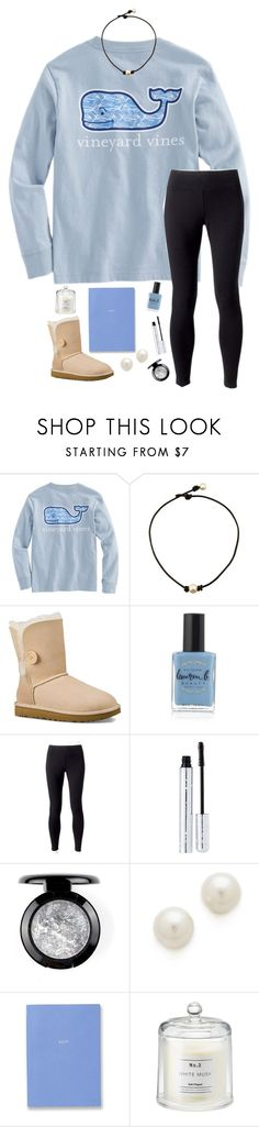 """""""i love the weekend"""" by preppykath ❤ liked on Polyvore featuring UGG Australia, Lauren B. Beauty, Jockey, 100% Pure and Kenneth Jay Lane"""