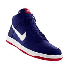 Nike ID NY Giants Dunks | GMEN | Pinterest | Nike Id and Nike