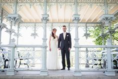 Ladies Pavilion Central Park NYC Wedding Photography » Michael Simonitsch Photography