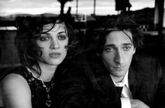 Asia Argento & Adrien Brody by Peter Lindbergh, Vogue Italie – 2005