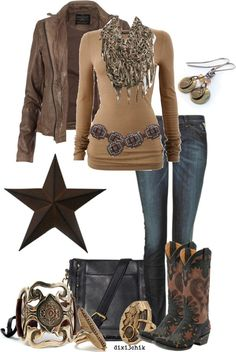 outfit country - Buscar con Google