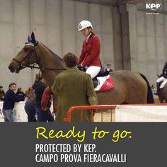 Ready to go #cap #superior #protection #fieracavalli #verona