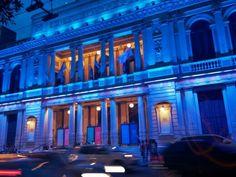 Teatro San Martin. Cordoba, Argentina