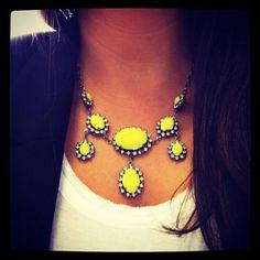 Chadi's DIY necklace / Le collier fait maison de Chadi